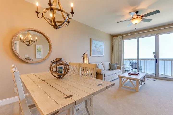 2006 west calypso 3br 2ba commanding gulf views.. newly renovated May 2019
