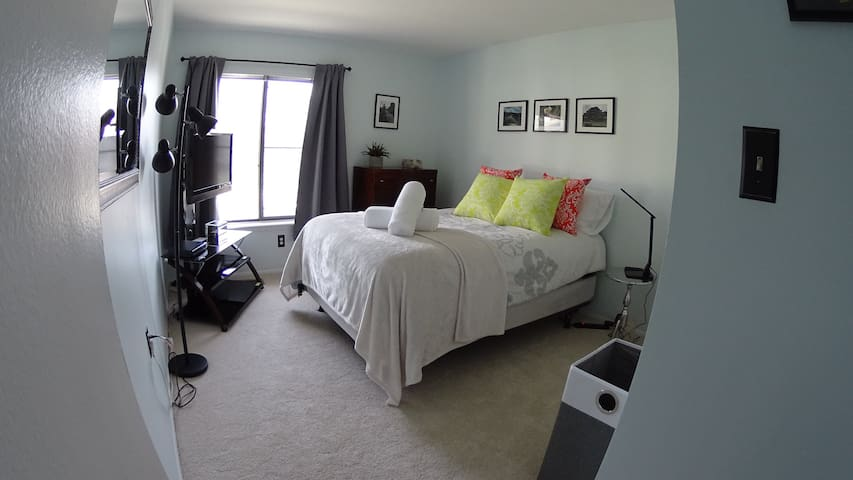 Comfy Private Room in Columbia near DC & Baltimore - Columbia - House