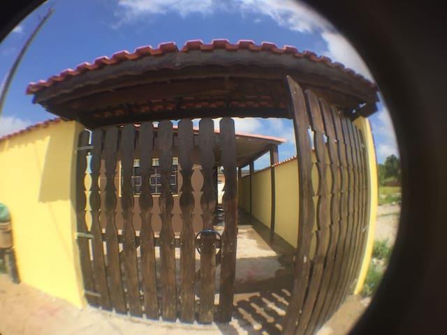 Casinha de Veraneio