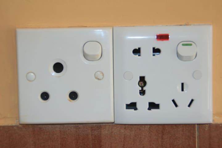 International sockets