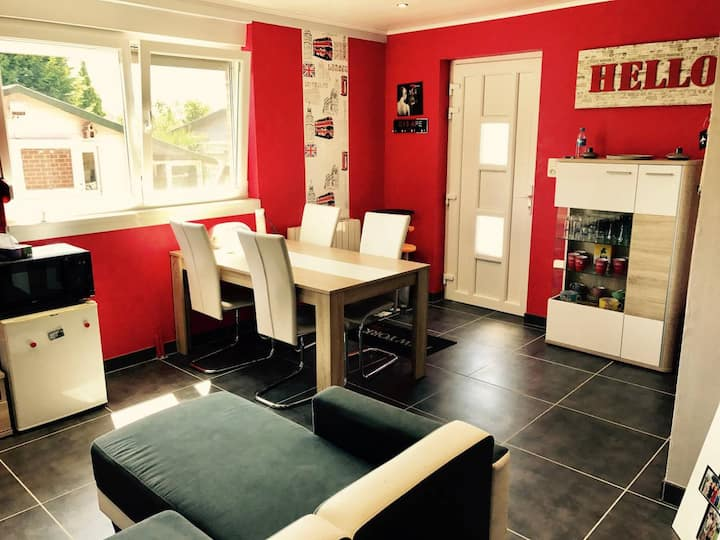 Superbe studio aux portes de Lille et la Belgique