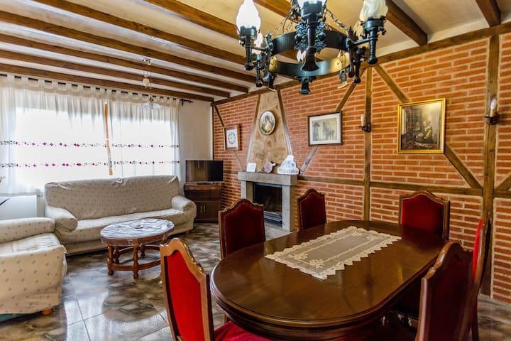 Casa rural Casa Salva en Salamanca - Rinconada de la Sierra - Huis