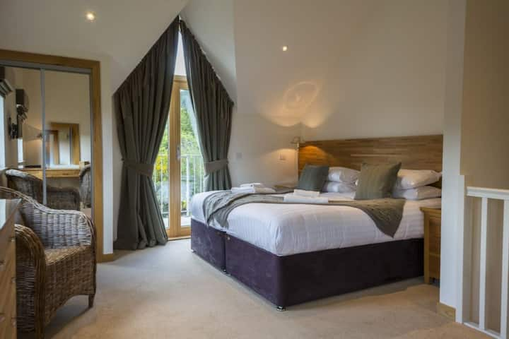 Mains of Taymouth, Kenmore, 4 Maxwells, gorgeous 1 bedroom 5* villa