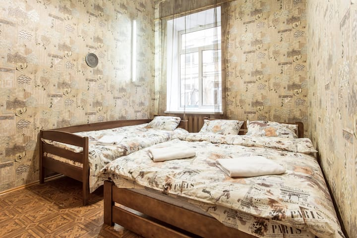 Best location! Cozy room in the heart of Odessa.