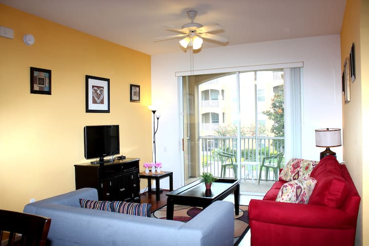 Windsor Hills Resort condo in Orlando near Disney