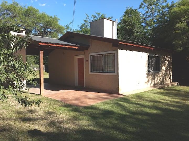 Cabaña con pileta en Villa General Belgrano