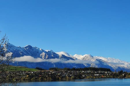 Waterfront Apartment, spectacular views. - Queenstown