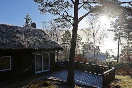 Hytte til leige i naturskjønne omgivelser - Fister - Kulübe