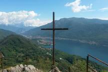 Cesara - Croce di Nonio - Panorama