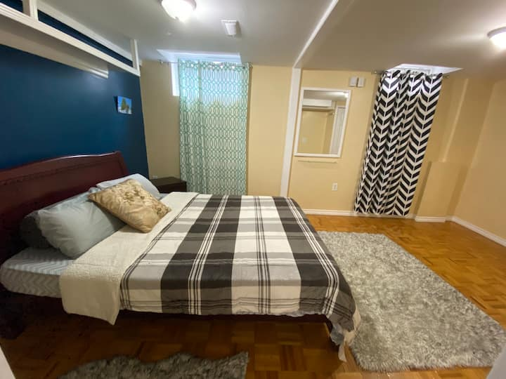 The EcoStay One Bedroom Apartment