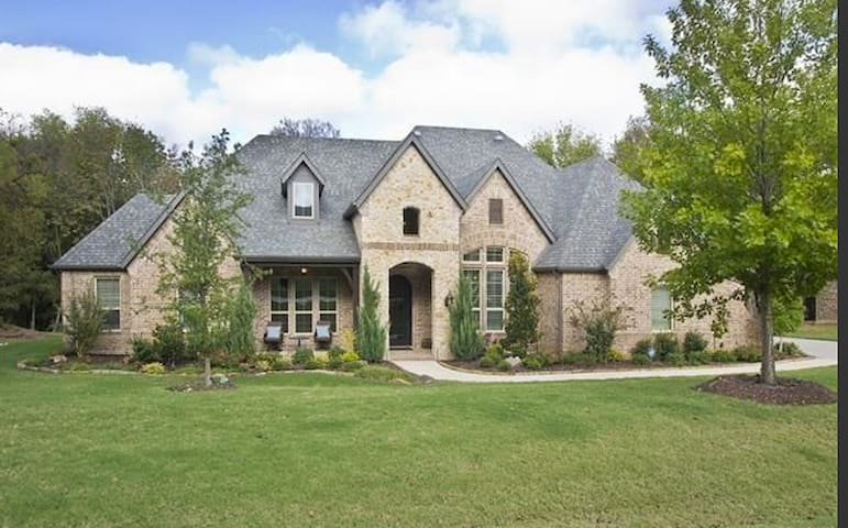 Gated community  with many amenities available - Wylie