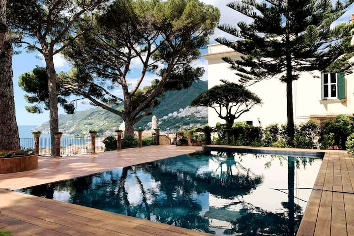 Amalfi Coast - Villa Sorvillo