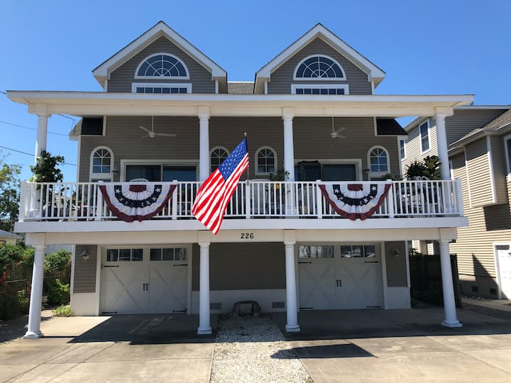 Smile You're in Sea Isle! Beach Home