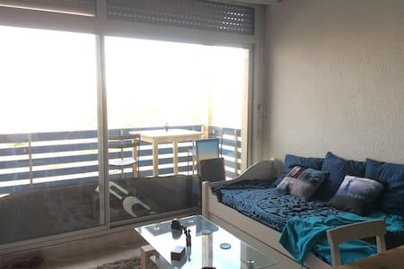Appartement duplex 44m2 à deux pas de l'océan. - Biscarrosse