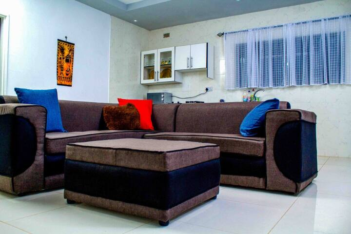 PaTerrace Giraffe cozy family apartment