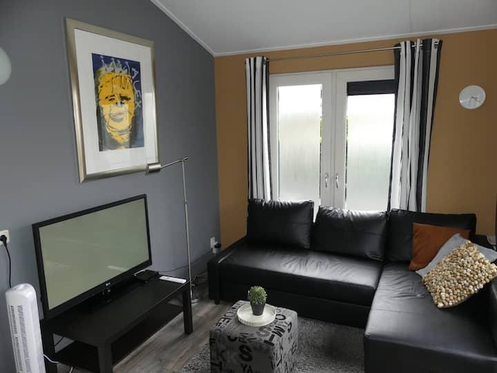 Appartement in monumentale Wijk van Apeldoorn