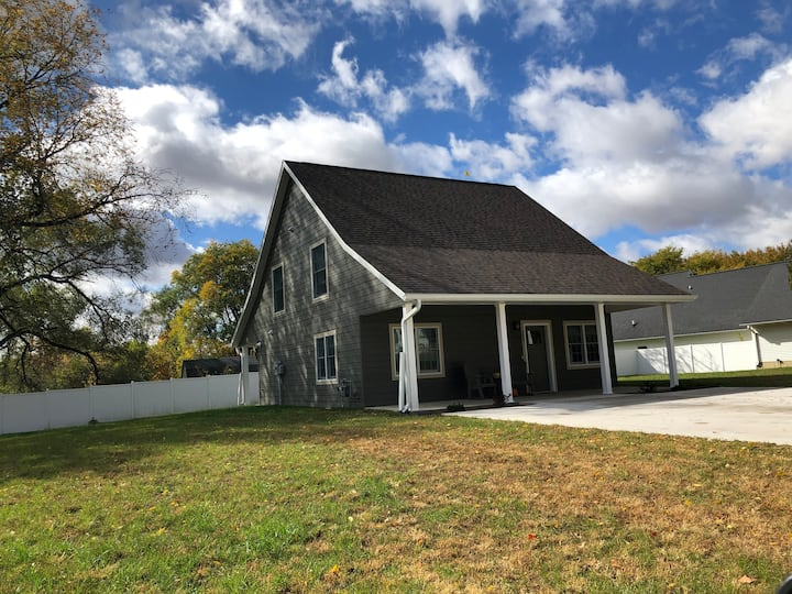 Old Mission Road House - A Home Away from Home