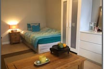 Extra Large Double Room with Private Balcony