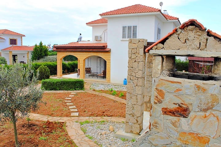 Villa Irna - sea breeze