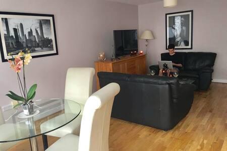 Private Double Room in City Centre - Dublino