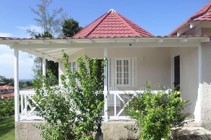 Sea view villa at Fairy Hill