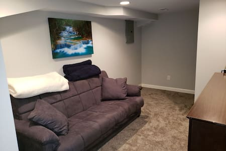 Comfortable home near downtown Minneapolis