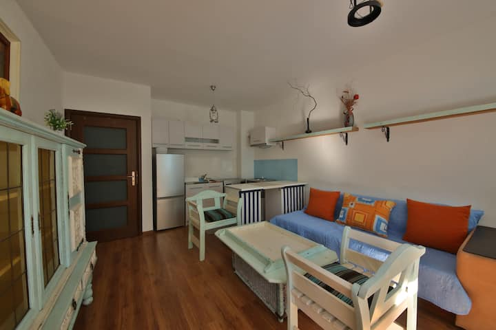 One bedroom apartment in the heart of Varna