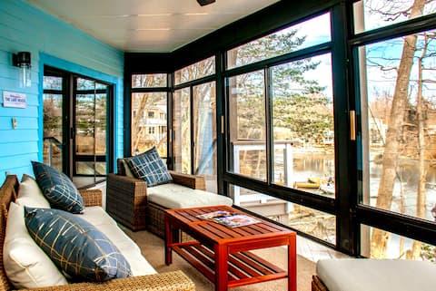 Private Lakefront suite close to dwntwn Annapolis