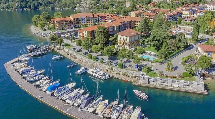 Villa Magnolia, Cannero Riviera, Lake Maggiore