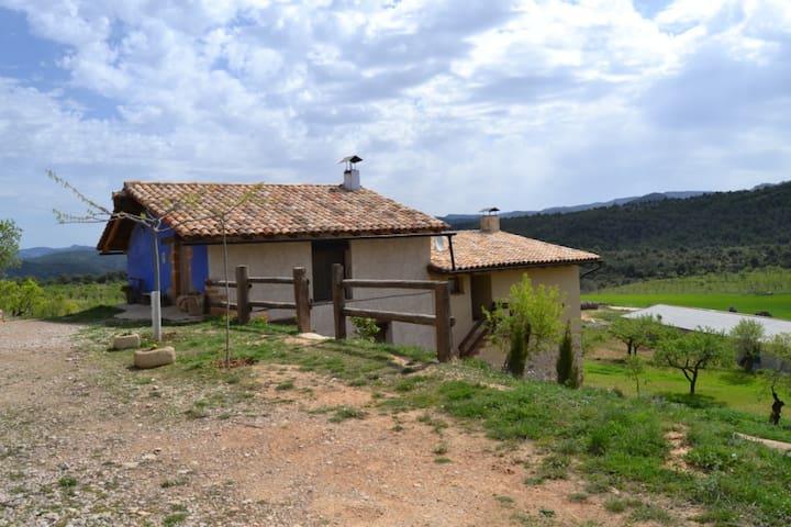 Mas de Salvador-La Sala - Peñarroya de Tastavíns - Alojamento ecológico