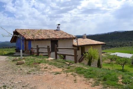 Mas de Salvador-La Sala - Peñarroya de Tastavíns - Nature lodge