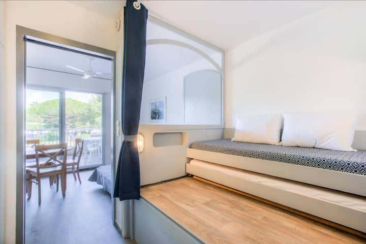 Appartement port de Hyères