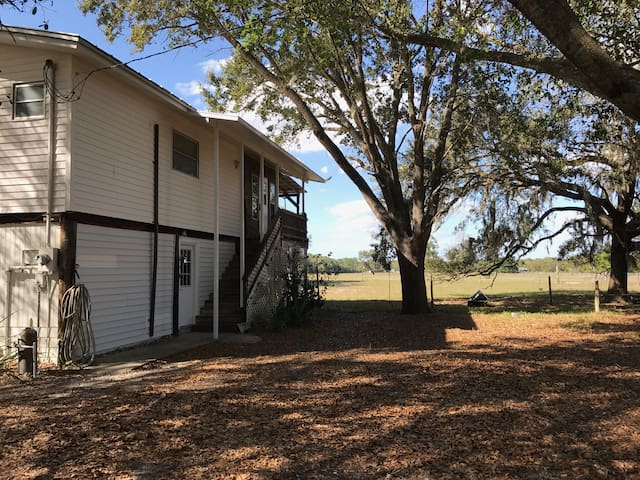 Second Story Bunkhouse - Sebring - Apartment