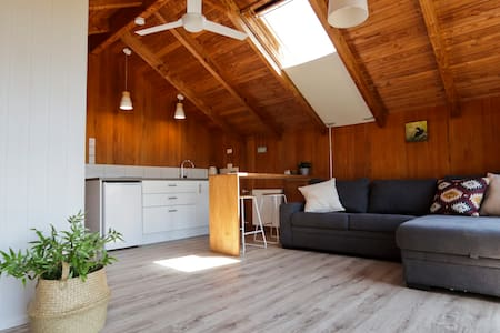 Luxury Tree Top Studio in Abel Tasman