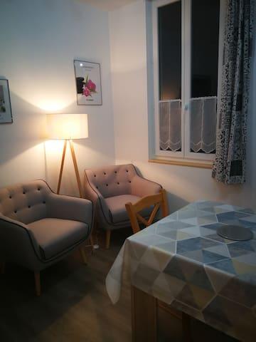 logement 3* tout confort T2