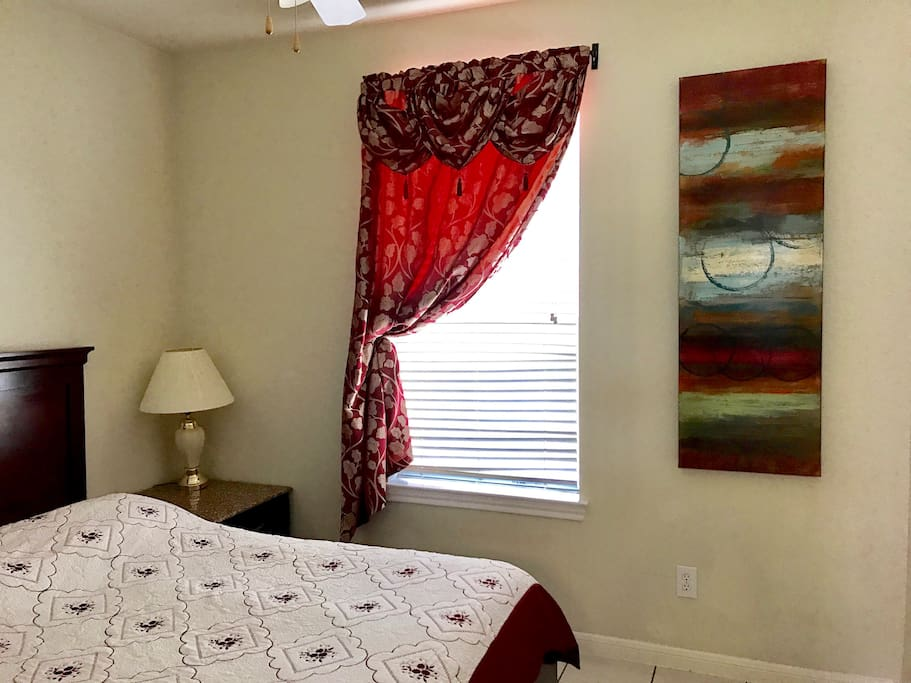 We may offer different pictures-each room has its unique paintings