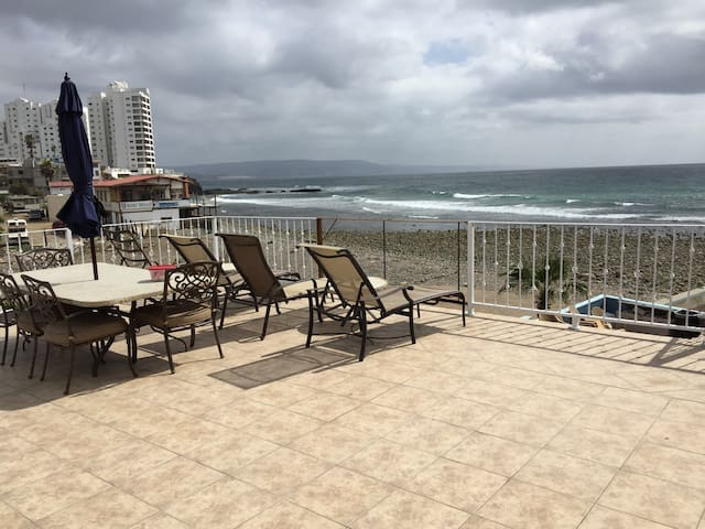 2 Bedroom Beachfront Apartment