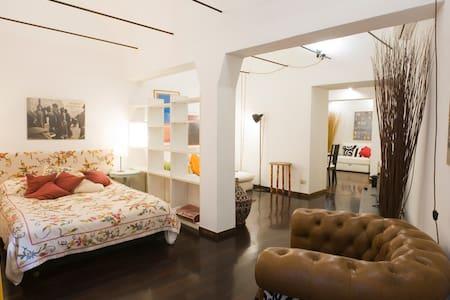 Loft style basement in St. Ambrogio