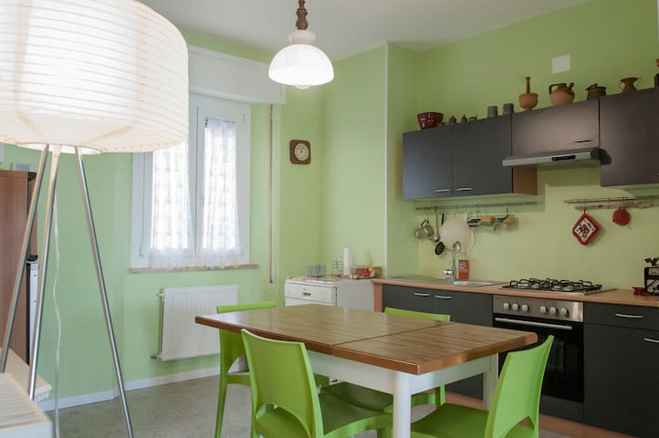Central, well connected apartment just refurbished - San Benedetto del Tronto - Appartamento
