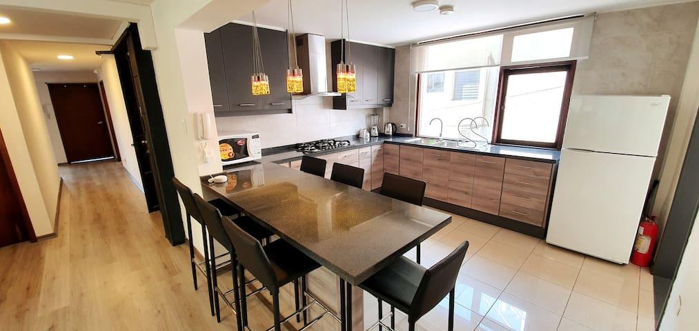 Deluxe Koralie Hosting Apartment