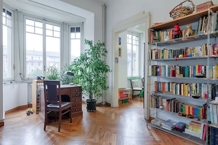 apartment in liberty-style house, close to center - Torino - Apartment