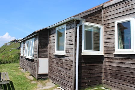 Ferndale, Tregonhawke. Holiday Chalet by the sea. - Millbrook