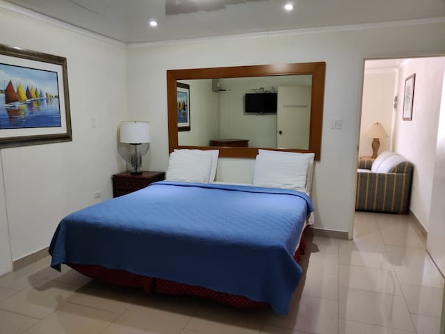 Bedroom airconditioned