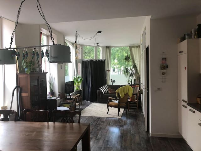 Cosy appartement in the centre of Rotterdam