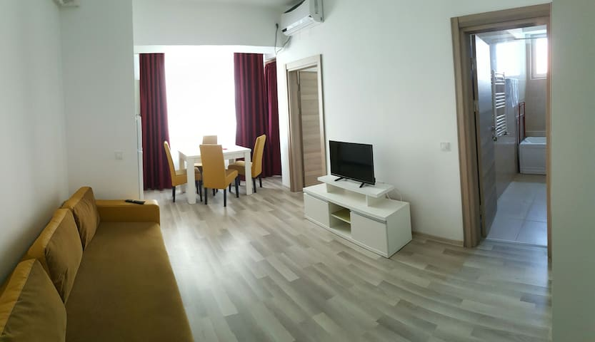 Apartment EGO 2 rooms in Summerland - Constanța - อพาร์ทเมนท์