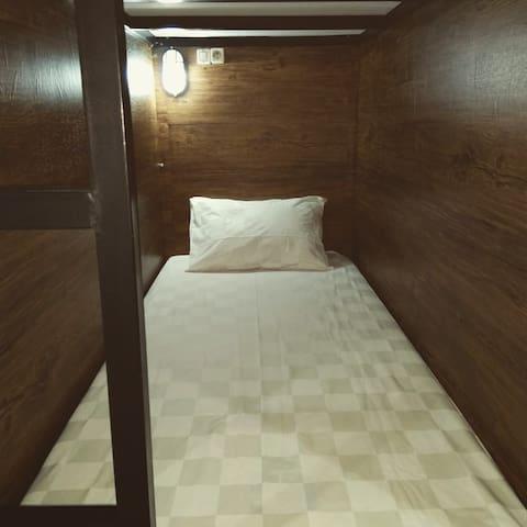 Feliz Noche Bedstation hostel
