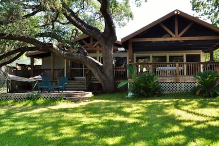 Waterfront Inks Lake House w/ Scenic Views & Dock!