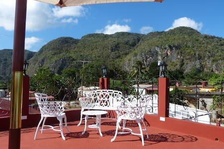 Casa Randy&Dayne Habitacion 2, Viñales, Cuba.