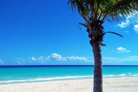 Romantic and charming loft steps to the beach!! - Playa del Carmen - Loft