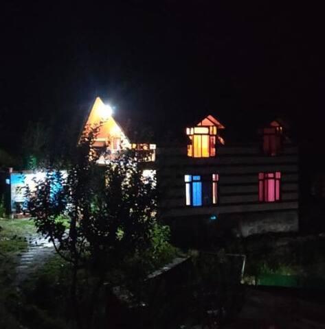 Jungle Jamm homestay , Shilha Village